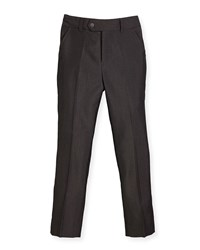 Appaman Slim Suit Pants Charcoal Size 4 14