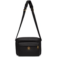 Versace Black Icon Messenger Bag