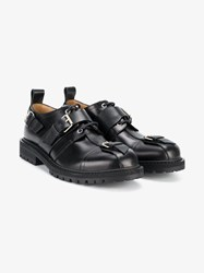 Dries Van Noten Multi Strap Shoes Black