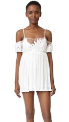 Alice Mccall The Best You Never Had Dress White