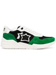 Atlantic Stars Mars Sneakers Green