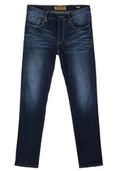 Petrol Industries Stryker Slim Fit Jeans Dark Faded Dark Blue