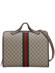 Gucci Gg Supreme Duffle Bag Array 0X5890df0