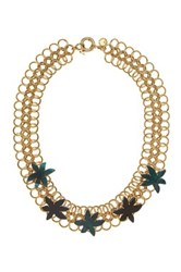 Marc Jacobs Palm Choker Green