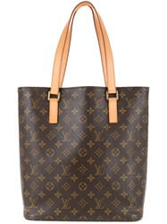 Louis Vuitton Vintage Vivian Gm Shopper Bag Brown