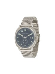 Larsson And Jennings Meridian Milanese 38Mm Watch Silver