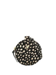 Antik Batik Polka Dot Belt Bag Brown