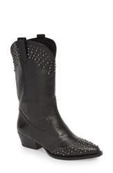 Botkier Tammy Boot Black Leather