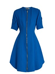 Sportmax Villa Dress Blue