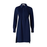 See By Chloe Crepe Dress Evening Blue