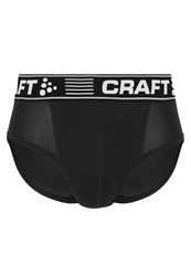 Craft Greatness Briefs Black White