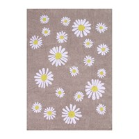 Lorena Canals Oh Joy Collection Happy Daisies Washable Rug 140X200cm