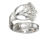 Alex And Ani Spoon Ring Silver Unexpected Miracles Ring
