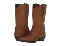 Durango Western 11 Narrow Square Toe Brown Sugar Cowboy Boots