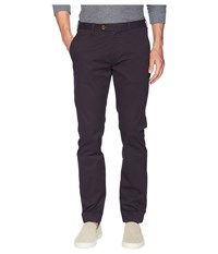 Ted Baker Procor Solid Chino Pants Navy Casual Pants
