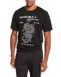 Ovadia And Sons Dragon Graphic T Shirt Black