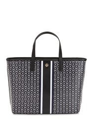 Tory Burch Gemini Link Small Tote Black