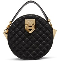 Balmain Black Cara Twist Bag