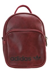 Adidas Originals Rucksack Dark Red