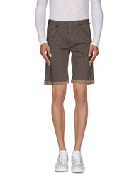 Jeordie's Trousers Bermuda Shorts Men Beige