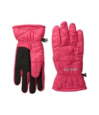 Columbia Mighty Lite Glove Ruby Red Extreme Cold Weather Gloves