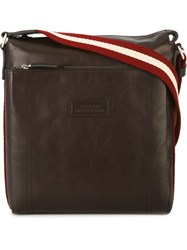 Bally 'Tuston' Shoulder Bag Brown