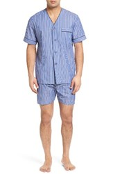 Majestic International Men's Cole Cotton Blend Pajama Set