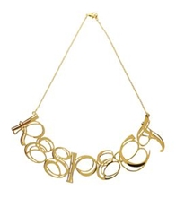 Tom Binns Necklaces Gold