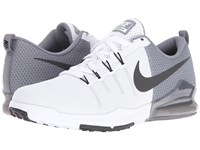 Nike Zoom Train Action White Black Cool Grey Pure Platinum Men's Cross Training Shoes
