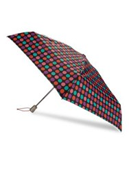 Totes Dotted Upf 50 With Cooling Power Umbrella Biggy Dot