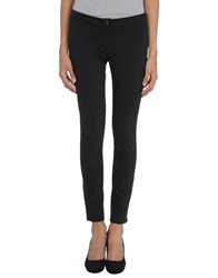 Entre Amis Casual Pants Black