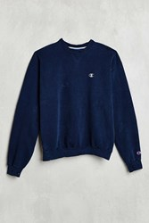 Urban Renewal Vintage Champion Blue Sweatshirt Assorted
