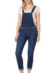Lee Relaxed Bib Dungarees Heritage Blue