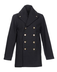 Commune De Paris 1871 Overcoats Dark Blue