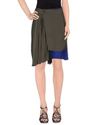 Zucca Skirts Knee Length Skirts Women