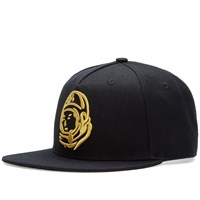 Billionaire Boys Club Helmet Snapback Black