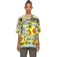 Martine Rose Multicolor Jamaika Hawaiian Shirt