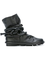 Trippen 'Cable' Boots Black