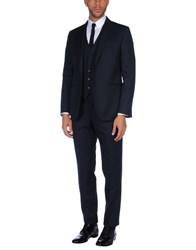 Eidos Suits And Jackets Suits Dark Blue