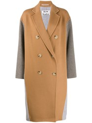 Acne Studios Double Breasted Wedge Coat 60