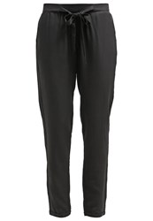 Naf Naf Benp Trousers Noir Black