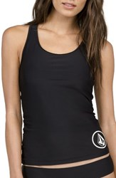 Volcom Women's Simply Solid Tankini Top