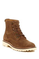 Sperry Gold Lug Boot Brown