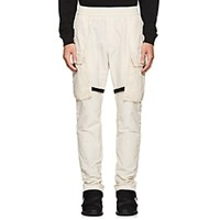 Alyx Cotton Blend Holster Cargo Trousers White