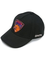 Philipp Plein Bearcars Cap Black
