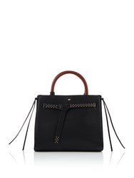 Nica Selma Small Grab Tote Black