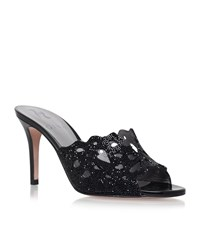Gina Babette Jewelled Mules Female Black