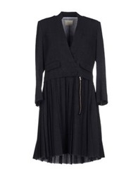 Boy By Band Of Outsiders Short Dresses Dark Blue