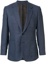 Gieves And Hawkes Single Breasted Wool Jacket 60