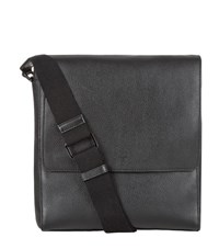 Mulberry Maxwell Slim Messenger Grain Leather Bag Unisex
